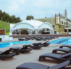 Алтай Пэлас (Altai Palace), отель