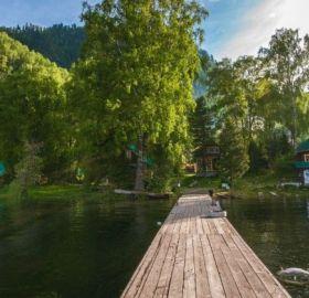 Эстюба, туристическая деревня